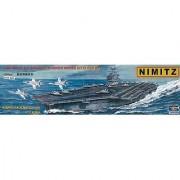 Trumpeter 1/500 Uss Nimitz Cvn68 Aircraft Carrier 5-In-1