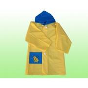 Nebuló gyermek esőkabát - sárga