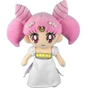 GE Animation GE-52702 Sailor Moon R 9 Princess Usagi Small Lady Serenity Stuffed Plush