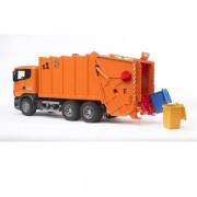 Bruder Jlg 03560 Camion Della Spazzatura