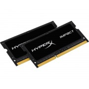 KINGSTON SODIMM DDR3 16GB (2x8GB kit) 2133MHz HX321LS11IB2K216 HyperX Impact