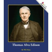 Thomas Alva Edison by Wil Mara