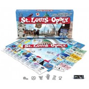 Late for the Sky Board Game STL St. Louis-Opoly