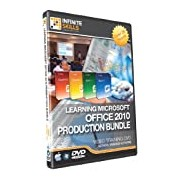 Infinite Skills Learning Microsoft Office 2010 Tutorial DVDs Box Set - Premium Training Bundle 30+ Hours (PC / Mac) [Versione Inglese]