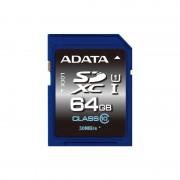 Card ADATA SDXC Premier SDXC 64GB Class 10 UHS-I U1