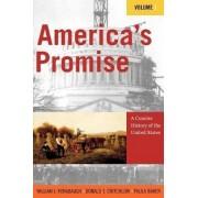 America's Promise: v. 1 by W. J. Rorabaugh