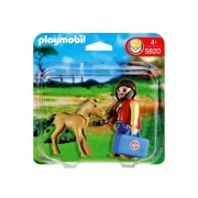 Playmobil 5820 With Vet Foal