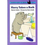 Harry Takes a Bath by Harriet Ziefert