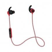 JBL Reflect Mini BT - безжични Bluetooth слушалки с микрофон за iPhone, iPod, iPad и мобилни устройства (червен)