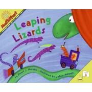 Leaping Lizards by Stuart J Murphy