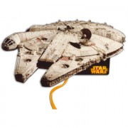 maro toys Star Wars™ Nylon Vlieger Shape Millennium Falcon