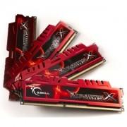 Memorie G.Skill RipJawsX 8GB (4x2GB) DDR3 PC3-12800 CL9 1.5V 1600MHz Intel Z97 Ready Dual/Quad Channel Kit, F3-12800CL9Q-8GBXL