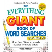 The Everything Giant Book of Word Searches: Volume 11 by Charles Timmerman