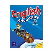 English Adventure 4 Pupil's Book + Reader