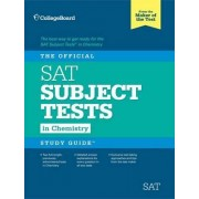 The Official SAT Subject Test in Chemistry Study Guide by The College Board