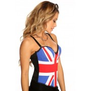Corset UK Flag