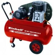 Compresor de aer 100 L Einhell RT-AC 400/100/10 D