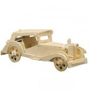 Puzzle eco 3D din lemn MG TC Pebaro
