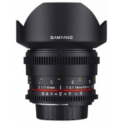 Samyang 14mm T3.1 VDSLR ED AS IF UMC II (Micro 4/3)