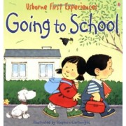 Usborne First Experiences Going To School by Anna Civardi