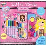 Girl Club: Set de creatie Glitter Studio