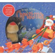 The Night Before Christmas by Little Bee Books