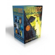 Hardy Boys Adventures Ultimate Thrills Collection: Secret of the Red Arrow; Mystery of the Phantom Heist; The Vanishing Game; Into Thin Air; Peril at
