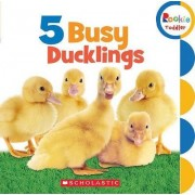 5 Busy Ducklings by Children's Press
