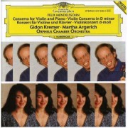 F. Mendelssohn-Bartholdy - Concerto For Violin, Pian (0028942733824) (1 CD)