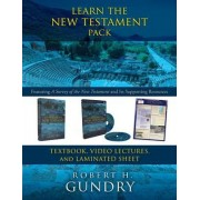 Learn The New Testament Pack: Featuring A Survey Of The New Testament And Its Supporting Resources by Robert Horton Gundry