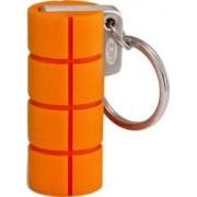 USB Flash Drive LaCie RuggedKey 64GB USB 3.0 AES 256-bit Portocaliu