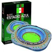 CubicFun Azul Stadium Mexico City Mexico 3D Puzzle