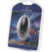 Mouse Esperanza TM102K Titanum Optic 1000DPI Negru