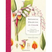 Wendy Hollender Botanical Drawing in Color: A Basic Guide to Mastering Realistic Form and Natural Color
