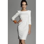 Tilia sukienka 82 (ecru)