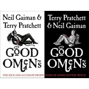 Good Omens: The Nice and Accurate Prophecies of Agnes Nutter, Witch, Hardcover