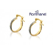 Argola Rommanel 522064 - 522064