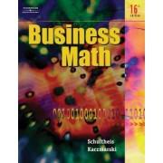 Business Math by Raymond Kaczmarski