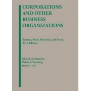 Corporations and Other Business Organizations by Melvin Eisenberg