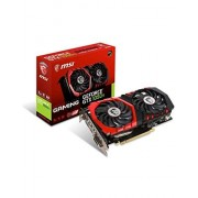 MSI GTX 1050 Ti GAMING 4G Carte graphique Nvidia GeForce GTX1050Ti 1430 MHz 4 Go PCI Express