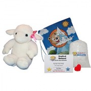 Make Your Own Stuffed Animal Lambert the Lamb - No Sew - Kit With Cute Backpack!