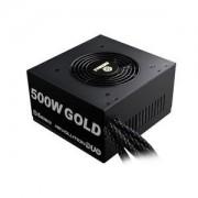 Enermax REVOLUTION DUO ERD500AWL-F - Alimentation (interne) - ATX12V 2.4 - 80 PLUS Gold - CA 115-240 V - 500 Watt - PFC active