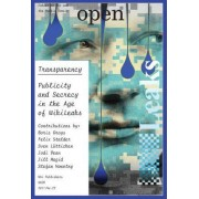 Open 22 - Transparency. Publicity and Secrecy in the Age of Wikileaks by Jorinde Seijdel