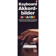 Bosworth Music - Keyboard Akkordbilder in Farbe