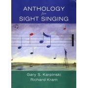 Anthology for Sight Singing by Gary S. Karpinski