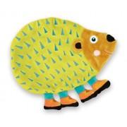 Vai tocco giocattolo molto morbidi e consolatore / Dou Dou Nap amico Carino Hedgehog