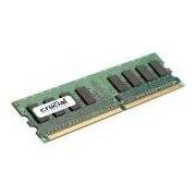 Crucial Mémoire RAM DDR3L (DDR3 SDRAM) 4 Go PC3-12800 800 MHz Very Low Profile