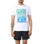 Diesel Miami Dreaming Short Sleeved T Shirt