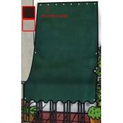 Tenda Sole Tendone Tendaggio cm 145x250 idrorepellente porta finestra balcone