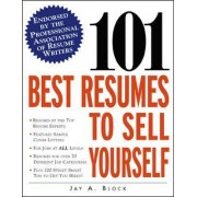101 Best Resumes to Sell Yourself by Jay A. Block
